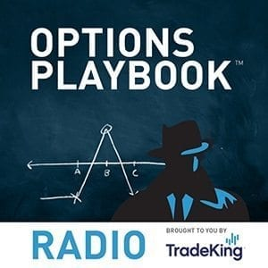 Options Playbook Radio 155: AMZN Skip-Strike Butterfly
