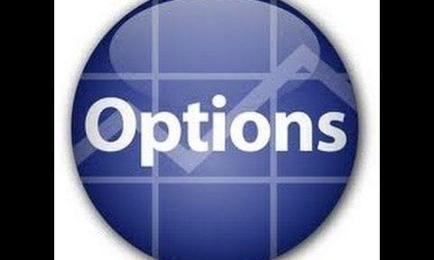 Options trade data
